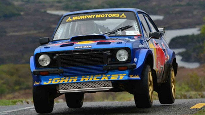 Killarney Historic Rally